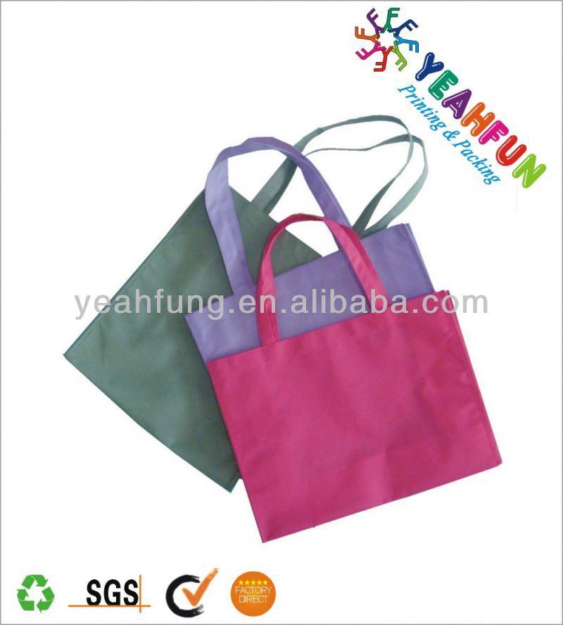 Customer disign cheapest shopping bag