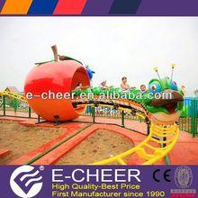Interesting theme park roller coaster kit