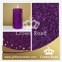 glitter powder used for yankee candle