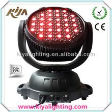 14ch /18ch Automatic Sound DMX Control 120*3w Moving Head Light Sky