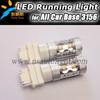 High power osram xenon lamp 100w 800LM brake light 3156 base for car atv truck motorcycle auto running light
