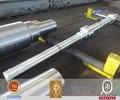 Maching CNC del eje intermedio de forja eje largo