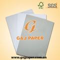 china alta qualidade reciclar papel duplex folhas