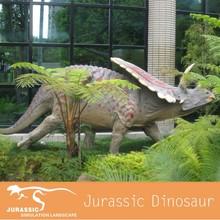 Monoclonius Dinosaur Outdoor Resin Sculptures Animals