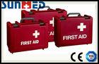 High quaity Blue Standard empty first aid box