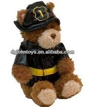 rock plush toy teddy bear stuffed bear soft toy