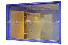 radiation safety requirements/lead glass