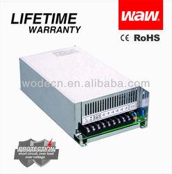 36v 500w mini digital panel meter high-efficiency led light driver digital voltage meter
