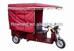 floworld series 48V 850W brushless bajaj tricycle