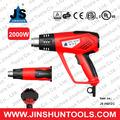 El calor de potencia gun+4 nozzles+2 orden de año 2000w js-hg12c