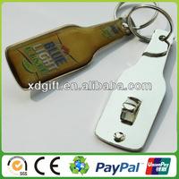 custom promotion bottle openers keychains (XD-5671)