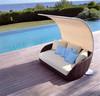 ML-D4 indoor pool furniture water rattan poolside sun lounger