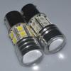 BAU15S (PY21W) LED smd 13 leds CREE 1156 DC12V 5w cree+12smd