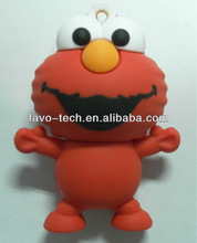 Oem Promotion Gift soft pvc frog usb memory stick many colors good quality different capacity