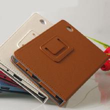 7inch tablet pc cover case for lenovo s5000,leather flip case for lenovo s5000