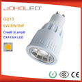 Led per i vestiti gu10 faro a led/gu10 led dimmerabile/5w faretto led