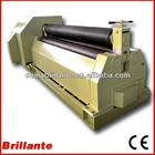 W11 6X2000 MECHANCIAL THREE ROLLER PLATE BENDING ROLL MACHINE/BRILLANTE
