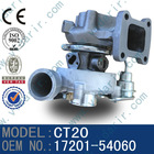TOYOTA HILUX/HIACE/LAND CRUSIER TURBOCHARGER CT20