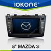 Mazda 3 In dash car audio video GPS navigation