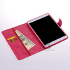 For ipad 5 leather case flip case