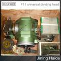 F11-160a dividiendo la cabeza, f11 machanical tipo universal dividiendo la cabeza