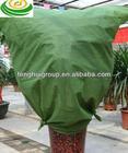 fabric plant pot cover