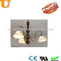 colgante de vidrio de la lámpara de colgar las luces g02