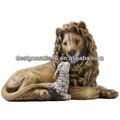 2014ขายร้อนวางรูปปั้นสิงโตสำหรับการขาย