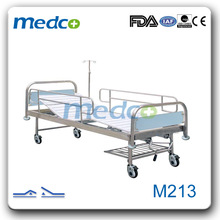 M213 used manual hospital beds for sale patient bed