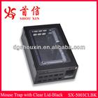 Humane metal mouse traps SX-5003CLBK