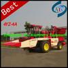 self-propelled wheel type maize harvesting machine