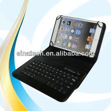 Wireless keyboard cover,keyboard case,tablet keyboard case for ipad mini
