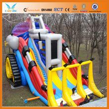 Children games big kahuna inflatable water slide
