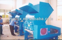 PVC pipe crusher