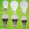 High lumen cree led light bulb 5 watt led bulb 220 volt led lights 60w led light bulb