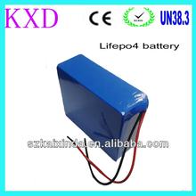 Shenzhen 12v 40ah battery lifepo4 high quality
