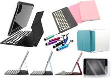 Ultra thin Bluetooth keyboard + protective case for Apple iPad mini 2+ protective case for Apple iPad mini 2