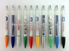 Plastic ball pen manufacturer and plastic banner ball pens