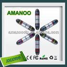 Shenzhen 2014 new design best amanoo electronic cigarette refill oil evod starter kit