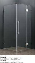 Warm shower door pivot hinges with best sale