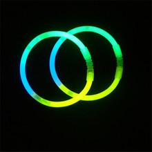 branded neon glow bracelet