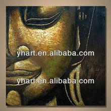 Handmade Modern Art Picture Buddha Painting Art With Gallery