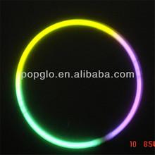 neon neclace color fluo