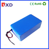 KXD rechargeable lifepo4 12v 30ah battery pack for automobile