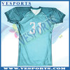 Authentic tech fit american football jersey
