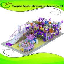 CE Certificated Indoor Playground Equipment European 1-14L