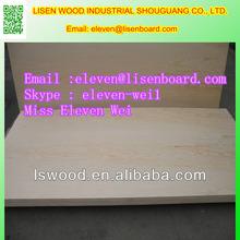 Pine Plywood With A-Bond Phenolic Glue,18mm poplar commercial plywood