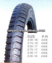 Motor Cross Ply Tire 2.75-17