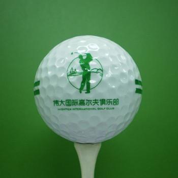2 piece practice golf balls