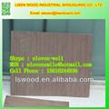 ( Eleven@lisenboard.com, Wechat : 1107997425 ) de pino Radiata de madera de madera contrachapada, 12 mm estructura a prueba de agua de madera contrachapada